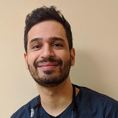 Dr. Ali - Dentist